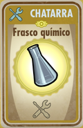 FOS Frasco químico