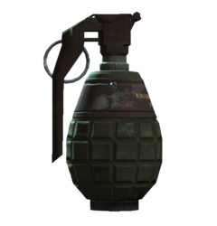 Fragmentation grenade (Fallout 4)