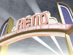 Reno małe miasto