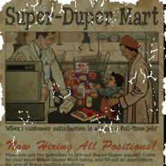 Довоєнний плакат