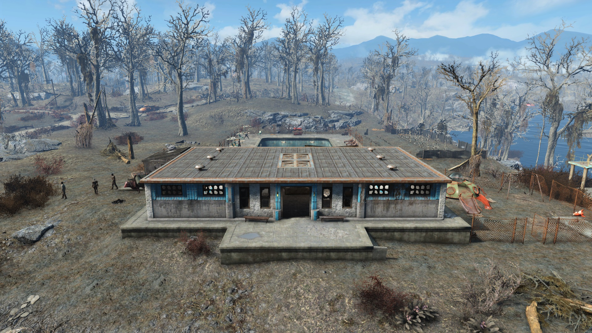The slog fallout wiki fandom powered by wikia for Best house designs fallout 4