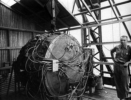 Trinity Gadget - 1945