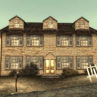 Будинок Зейна