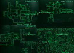 FO3 Vault 101 intmap
