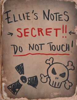 FO4CC Ellies Notes Cover