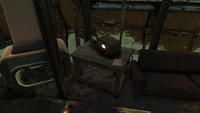 FO76WL Settler cottage and bunker (Madison's journal page 7)