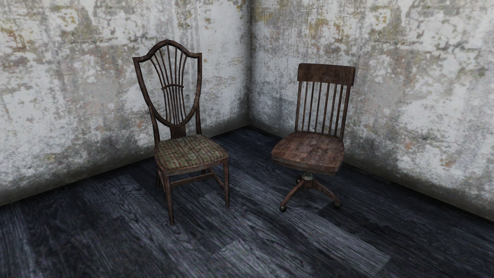 Plan Antique Wooden Chairs Fallout Wiki Fandom Powered By Wikia