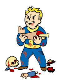 FO76 Cannibal