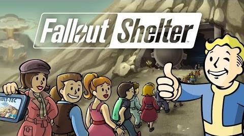 Fallout Shelter - Update 1.2 Trailer