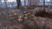 Fo4 Radioactive Barrels