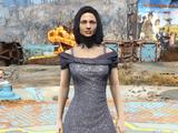 Agatha's dress