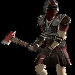 Veteran legionary