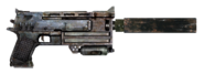 10mm pistol with silencer
