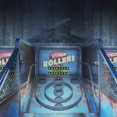 Автомат «Атомні перегони»