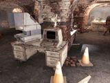 Штаб «Подземки» — записи в терминалах