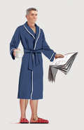 Fo4 Art Bathrobe
