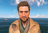 Fo4 MacCready (without hat)