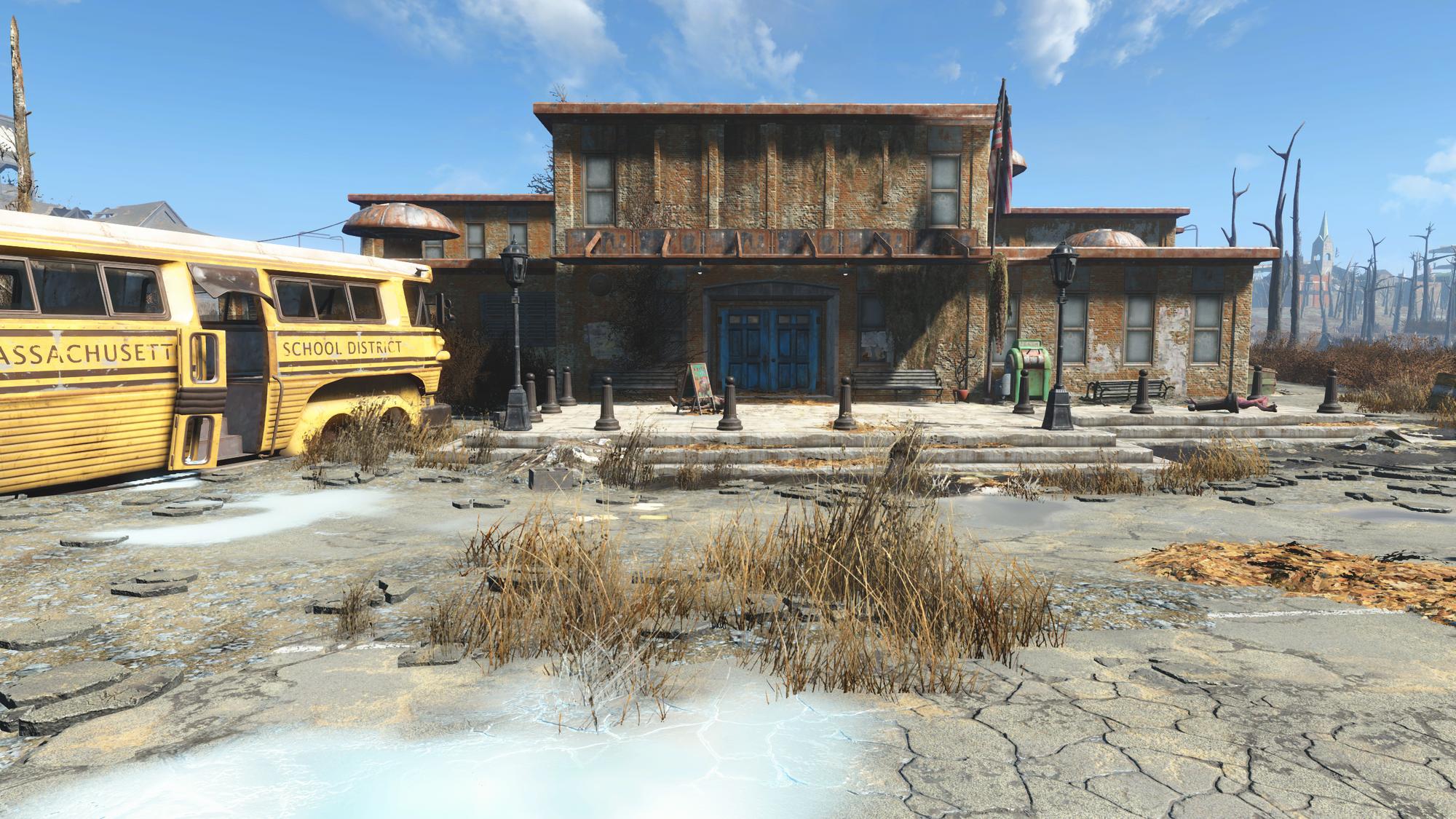 Suffolk County charter school | Fallout Wiki | FANDOM
