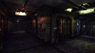 Vault 11 Interior