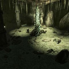 Cave in virulent underchambers
