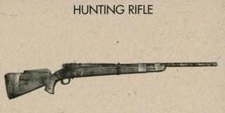 FO3 hunting rifle