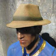 FO4 Жёлтая шляпа Н