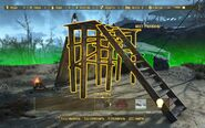 FO4 Bugs stairs in Outpost Zimonja