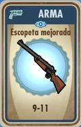 FOS Escopeta mejorada carta