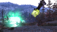 Fallout 76 Scorchbeast sonic attack 2