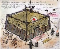Medical tent CA1