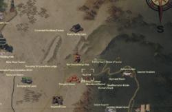Vault 94 map