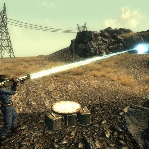 Постріл з <i>Tesla Cannon</i>