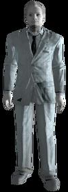 Deans hologram outfit