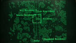 Ewer residence loc map