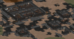 FO1 Boneyard Downtown interior