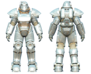 FO4CC T-51 power armor chrome