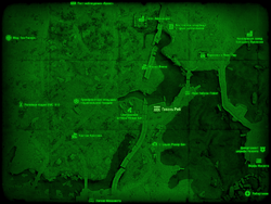 FO4 Гавань Риб (карта мира)