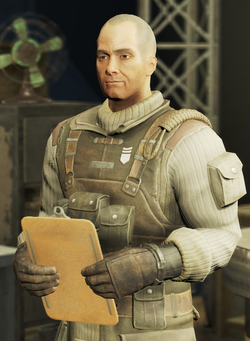 FO4 KnightCaptainCade