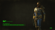 FO4 Leather Armor Loading Screen