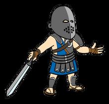 FO76 Master Gladiator