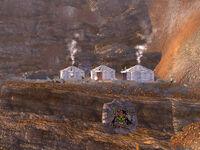 Fallout New Vegas Great Khan Red Rock Canyon (5) 02