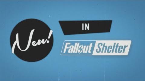 Fallout Shelter – 1.4 Update mit neuen Funktionen