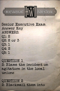 Fo76 The Motherlode exam answers