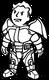 Icon Enclave power armor