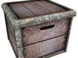 Workbench crate