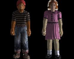 Pre-War kids outfit
