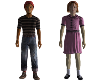 Kid S Outfit Fallout Wiki Fandom