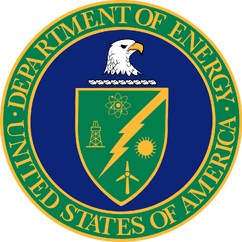 US Department of Energy seal
