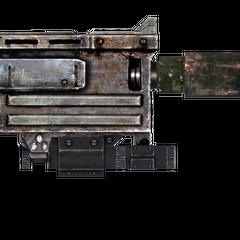 10-мм пістолет з усіма можливими модифікаціями.