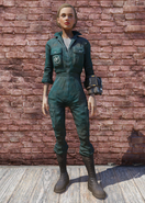 FO76 Whitespring jumpsuit